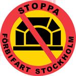 Stoppa Förbifart Stockholm